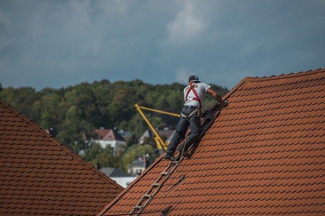 réparation toiture Angers